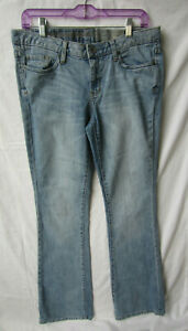 Converse One Star Womens Low-Rise Blue Denim Jeans Size 8
