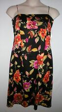 NEW with TAG! EVAN PICONE DRESS - Size 16 - Black Multi MSRP $89