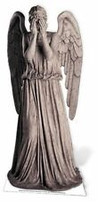 WEEPING ANGEL TABLETOP   DOCTOR WHO CARDBOARD CUTOUT