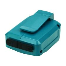 Eagglew DEBADPP05 for Makita USB Adapter Power Source 14.4V-18V LXT Li-ion Batte