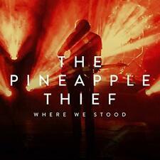 The Pineapple Thief - Where We Stood (NEW CD+BLU-RAY)