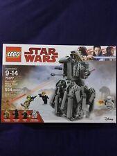 LEGO 75177 Star Wars First Order Heavy Scout Walker New In Box