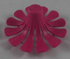 Tupperware Schneidblümchen Torteneinteiler Schneidhilfe für Torten Pink Neu OVP