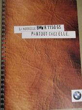 CATALOGUE MOTO : BMW : R 1150 GS   08/1999