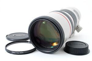 [Near Mint]Canon EF 300mm f/4 L Ultrasonic Telephoto Prime Lens japan 727319