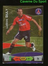 GIULY PSG PARIS.SG CHAMPION METAL CARD CARTE ADRENALYN PANINI FOOT 2011 - O