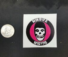 MINIBIKE MISFITS ☆ LIMITED EDITION STICKER ☆ PINK ☆
