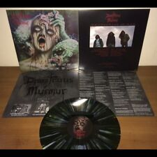 DISASTROUS MURMUR Rhapsodies in Red LP celtic frost hellhammer samael pestilence