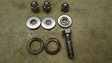 HONDA SHADOW 700 NIGHTHAWK CB 550 CB550 REAR SHOCK MOUNTING BOLT NUT HARDWARE 83