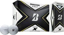 Bridgestone 2020 Tour B X Golf Balls 1 Dozen - White