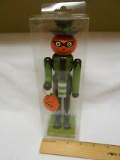 New Halloween Nutcracker Pumpkin
