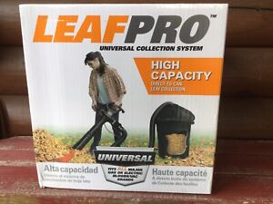 Worx Leafpro Universal Leaf Collection System For Major Blowers Vacs New Sealed