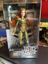 Barbie Justice League Mera Figure- NIB