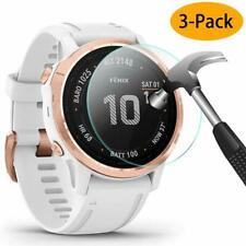 3 X Tempered Glass Screen Protector For Garmin Fenix 6S / 6S Pro