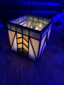 Partylite Stained Glass Votive
