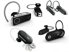 4 NEW BLACK EAR BUDS GEL FOR MOTOROLA ( H560 H620 H680 H681 ) BLUETOOTH HEADSET
