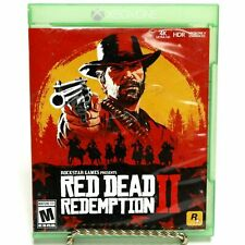 Red Dead Redemption 2 (Xbox One, 2018) - New Never Used, No Scratches