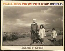 Lyon, Danny.  Pictures From the New World.  First Edition.