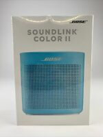Bose SoundLink Colour II Splashproof Bluetooth Wireless Speaker - Blue
