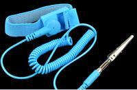 Static Protecting - ESD Wrist Strap Anti-Static WristBand -Blue