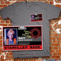 Matt the Radar Technician Tee - Star Wars Kylo Ren Undercover Boss SNL T-Shirt