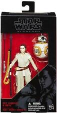 Star Wars Black Series 6 Inch Rey (Jakku) and BB-8 - New in hand