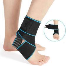 1x Ankle Support Foot Brace Orthotics Arthritis Sprain Neoprene Feet Edema Z1M0