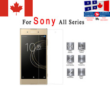 Tempered Glass Screen / Vitre Protectrice Sony Xperia XA1 XA2 XA2 ULTRA XZ1 XZ2