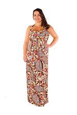 Plus Size Bandeau Halter Maxi Dress Size 16/18
