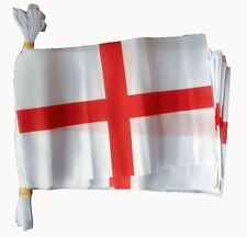 3M St George England 10 Flag Bunting Decoration Rugby World Cup Fan Supporter