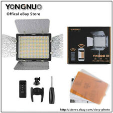 Yongnuo YN300 III LED Video Light 5500k for Camera Camcorder