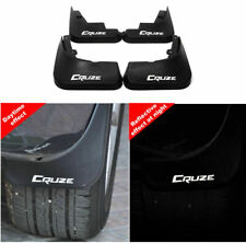 4PCS For Chevrolet Cruze Mud Flaps Splash Guard ( With Reflective Paper Mark )