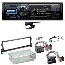 JVC KD-X560BT Bluetooth USB AUX MP3 Einbauset für MINI R50 R52 R53