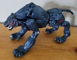 Transformers Deluxe Animorphs Ax Panther Action Figure (1999) Beast Wars