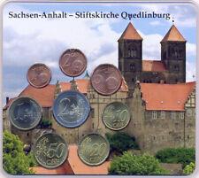 Deutschland Euro KMS 2004 A -  Neue Bundesländer Sachsen-Anhalt - Stiftskirche