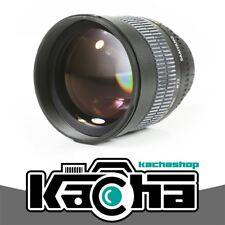 SALE Samyang AE 85mm F1.4 Aspherical Ultra Multi-Coating Lens f/1.4 for Nikon F