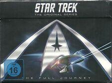 Star Trek The Original Series The Full Journey Box NEU OVP Sealed Deutsche Ausg