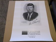 "JFK Poster ""The Sixth Floor Museum"", Dealey Plaza"