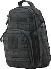 5.11 Tactical Rush 12 backpack Military Hiking pack bag - Black - New & tags