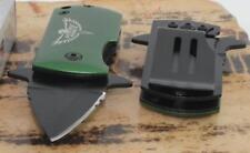 Renegade Tactical Steel Strike Force Spring Assisted Money Clip/Pocket Knife