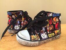 Star Wars Vintage Boys Shoes Classic Skywalker Jedi Sneakers Disney