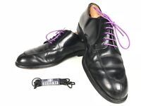 Cole Haan Apron Split Toe Derby City Calhoun Black Dress Leather Mens 10 D