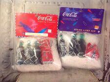 Coca Cola Bottle Vending Machine Button RV Patio Pool Garden Party String Lights