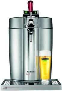 Krups vb700e00 Machine Of Beer Beertender Loft Edition Silver/Chrome Barrel