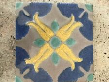 Malibu Taylor D &M or Other California Pottery 6� Decorated Tile