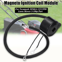 Durable Engine Ignition Coil for Tecumseh 30560A 13513990 Lawn Mower 3-10HP Part