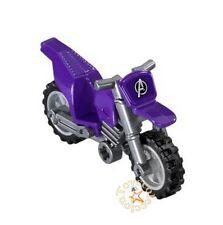 LEGO SUPER HEROES MARVEL - HAWKEYE'S MOTORBIKE 76067 - MINIFIGURAS NO INCLUIDAS