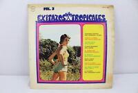 Exitazos Tropicales Vol 3 DIC/S-1095 Vintage Vinyl Record LP Cheesecake