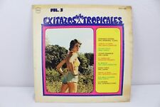 Exitazos Tropicales Vol 3 DIC/S-1095 Vintage Vinyl Record LP Cheesecake