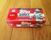 2007 Topps Factory Sealed Football Complete Set